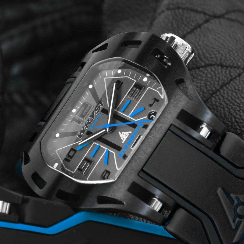 Reloj Negro suizos para los hombres
