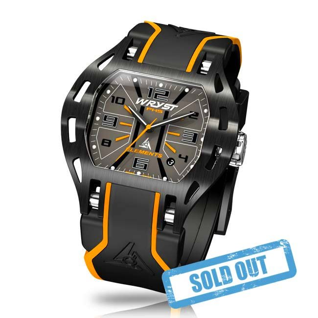 Orange Sports Watch PH5