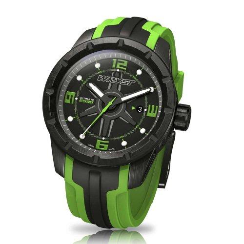 Reloj Suizo Verde Wryst Ultimate ES30