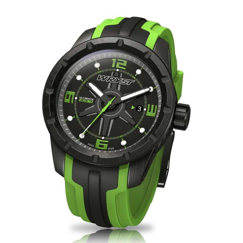 Schwarz Schweizer Uhren Wryst Ultimate ES30