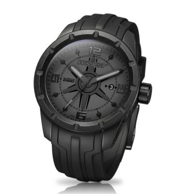 All Black Watch Wryst ES20