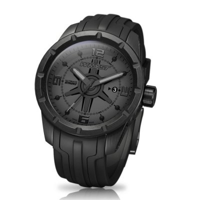 All Black Uhr Wryst ES20
