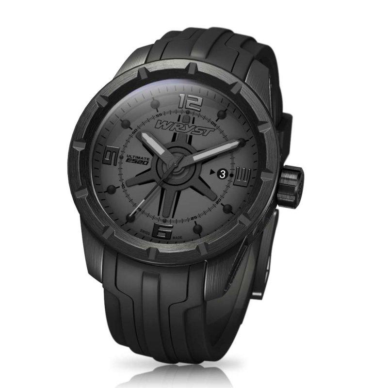 Reloj Negro Wryst Ultimate ES20