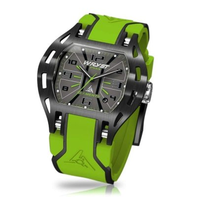 Green Mens Watch Wryst PH3
