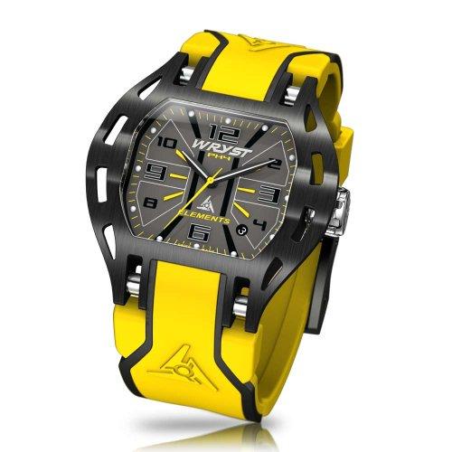 Reloj Suizo Amarillo Wryst PH4
