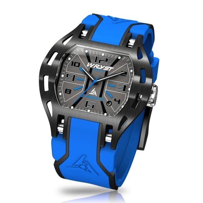 Blue Swiss Watch Wryst PH7