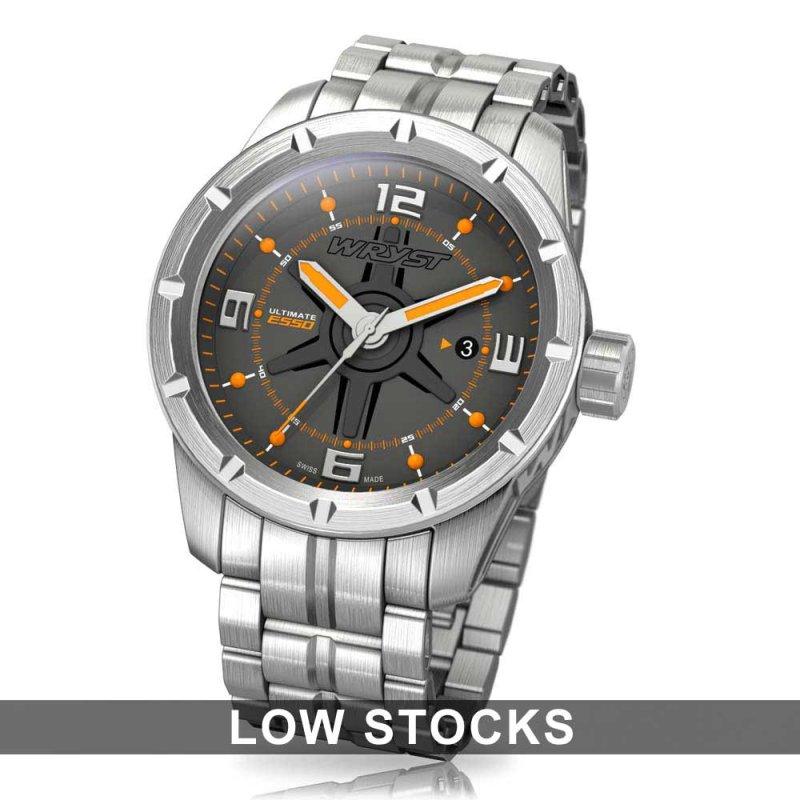 Reloj Suizo Metal Wryst ES50