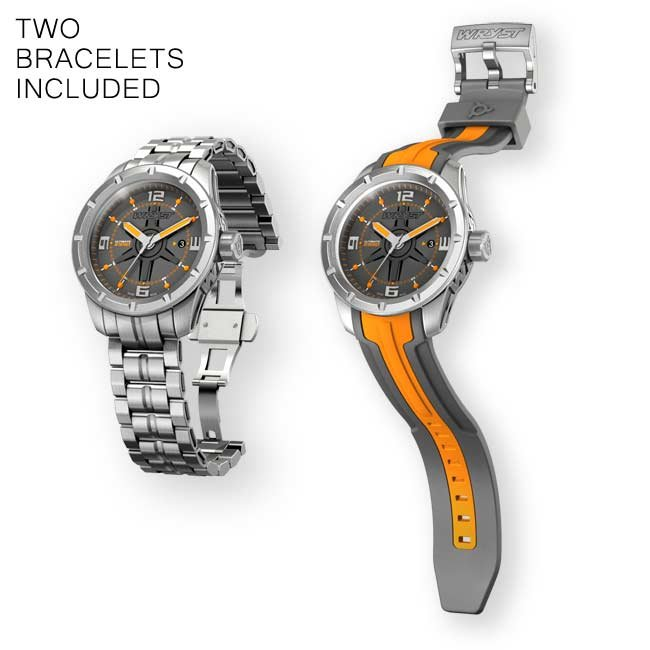 Limited Edition Silver Watch