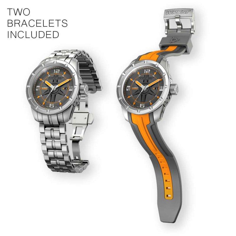 Wryst Ultimate ES50 Metall Schweizer Uhr