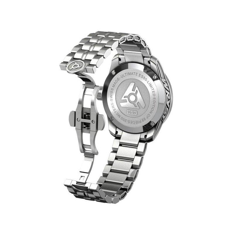 Bracelet Metal Montre Suisse ES50