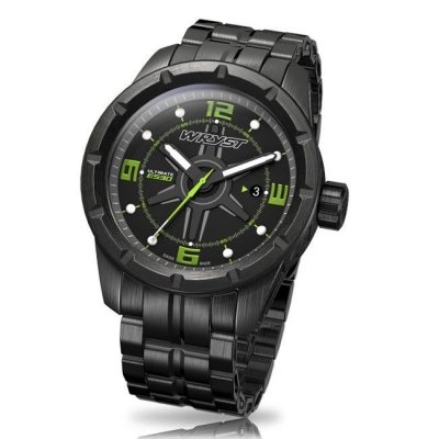 Black Sport Watch