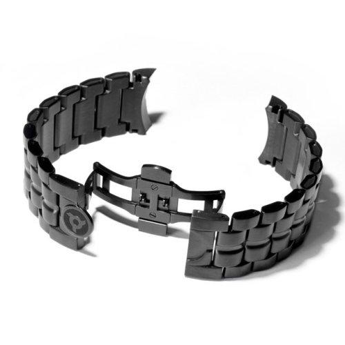 Bracelet de Montre Suisse Noir