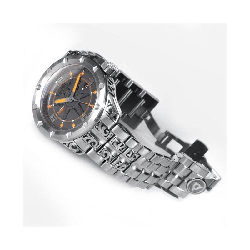 Hand Gravierte Uhr Wryst ES51