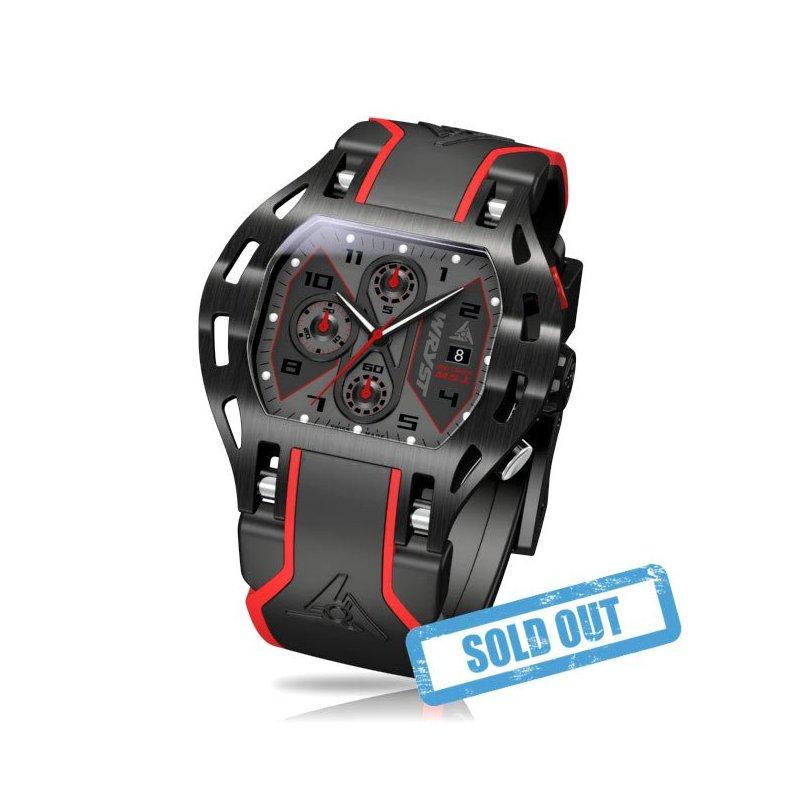 Racing Sportuhr - Wryst Motors MS1