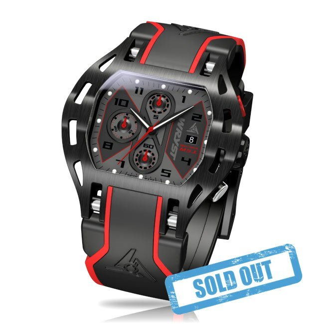 Racing Sport Watch - Wryst Motors MS1