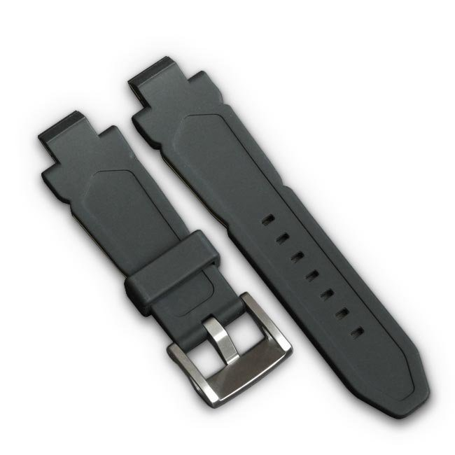 Black Red Watch Strap