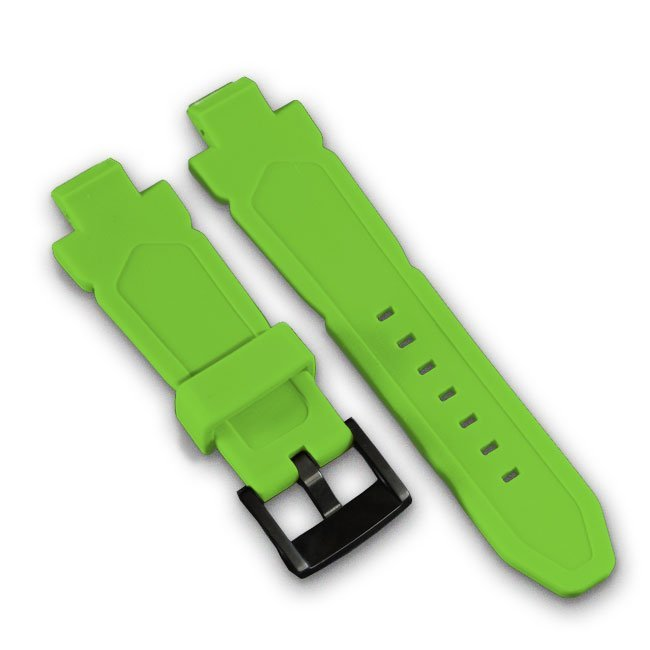 Wryst Green Silicone Bracelet