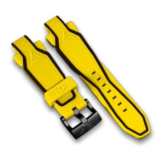 Gelbe Armband für Sportuhr
