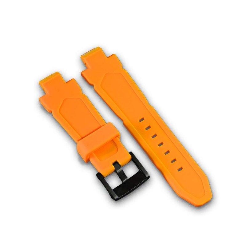 Wryst Bracelet  Orange Silicone