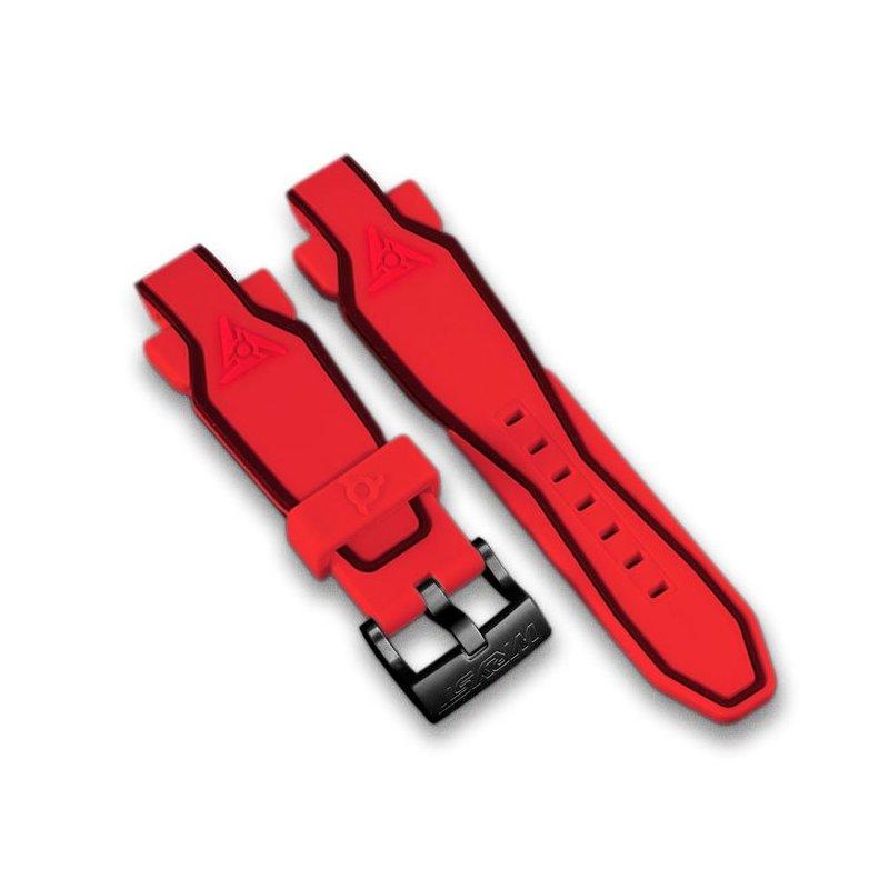 Pulsera Reloj Deportivo Rojo