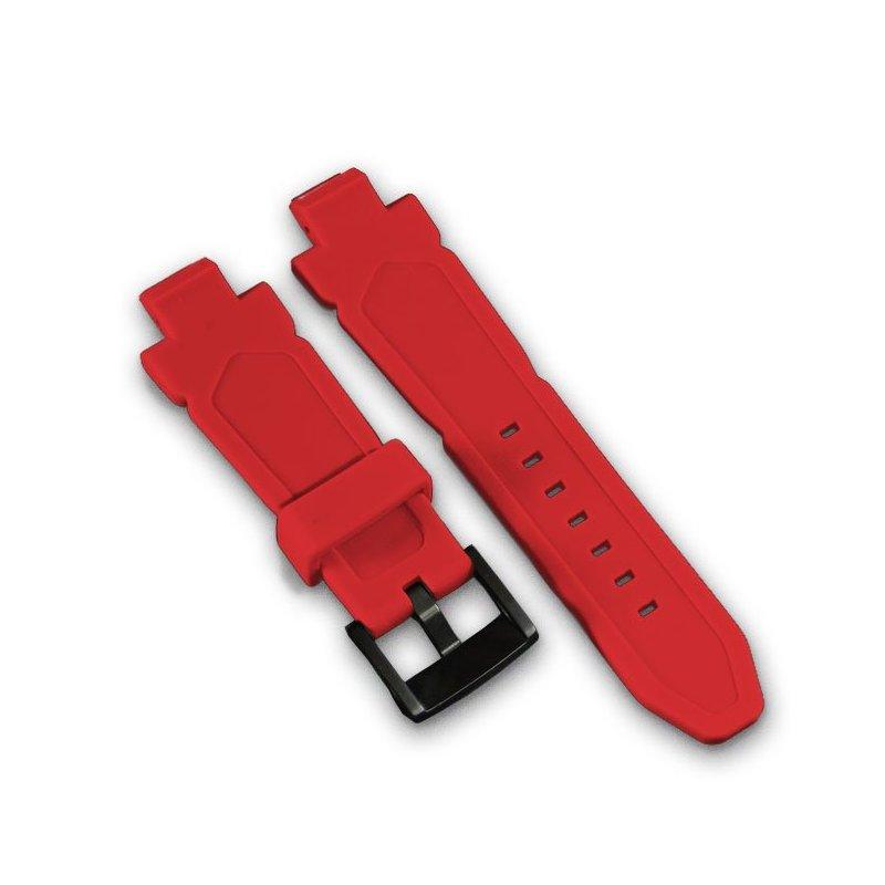Sportuhr Armband Rot PH6