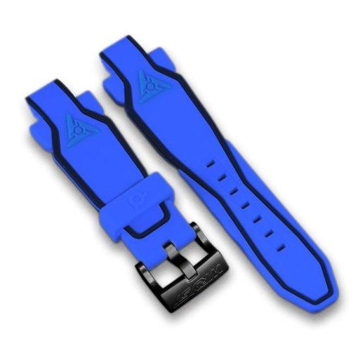 Blaue Silikon Armband PH7