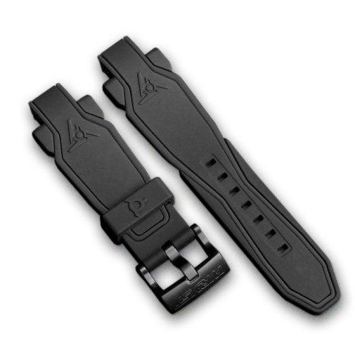 Black Silicone Bracelet Wryst