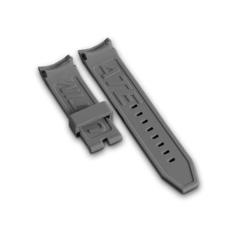 Wryst Armband Grau Orange ES50