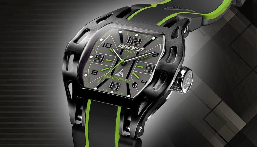 Relojes deportivos suizos para hombres per deportes edición limitada