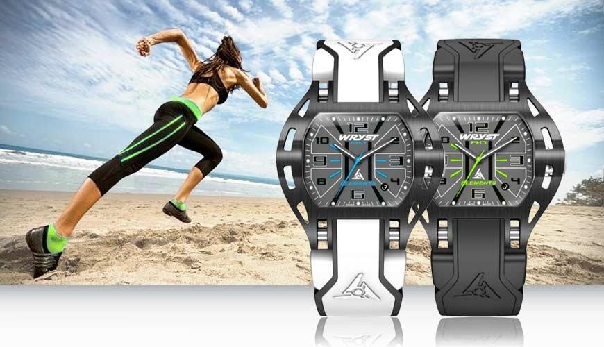 Relojes mujer en color | Reloj para mujer deportivo suizo Wryst
