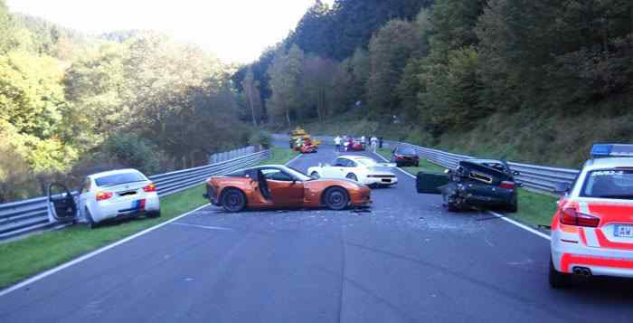 Nurburgring deadliest race track in the world