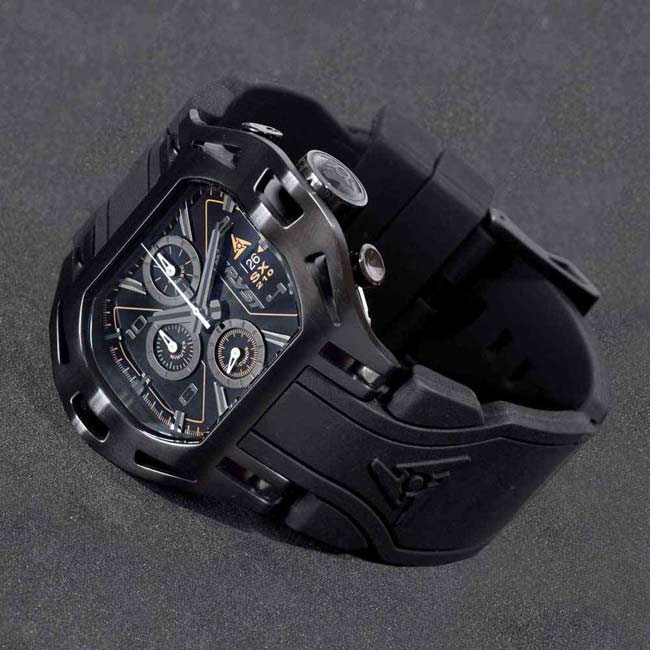 All Black on Black Watch for Men