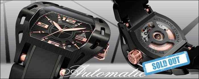 Reloj Deportivo Automatico 2824