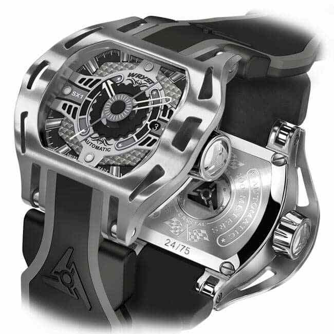 Automatic Watch Wryst Swiss Made