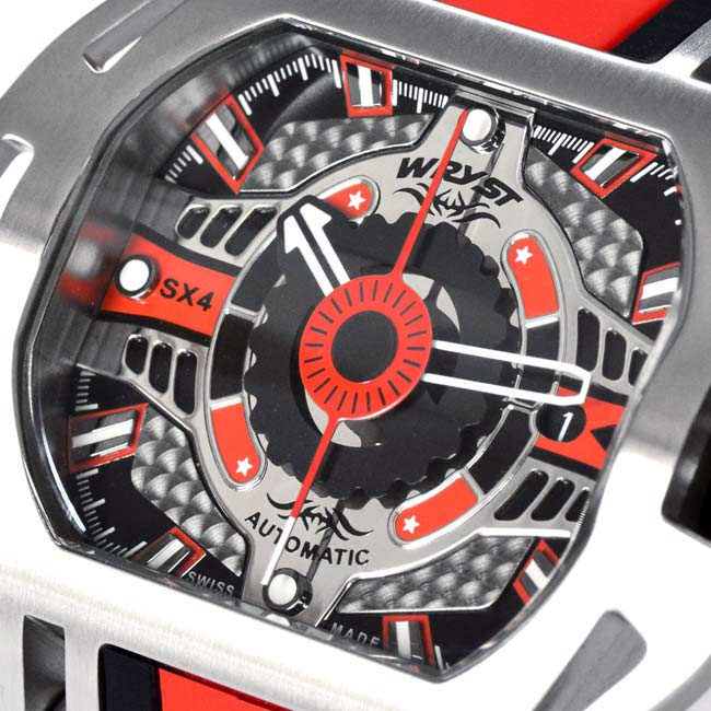 Wryst Automatic Wristwatch Dial