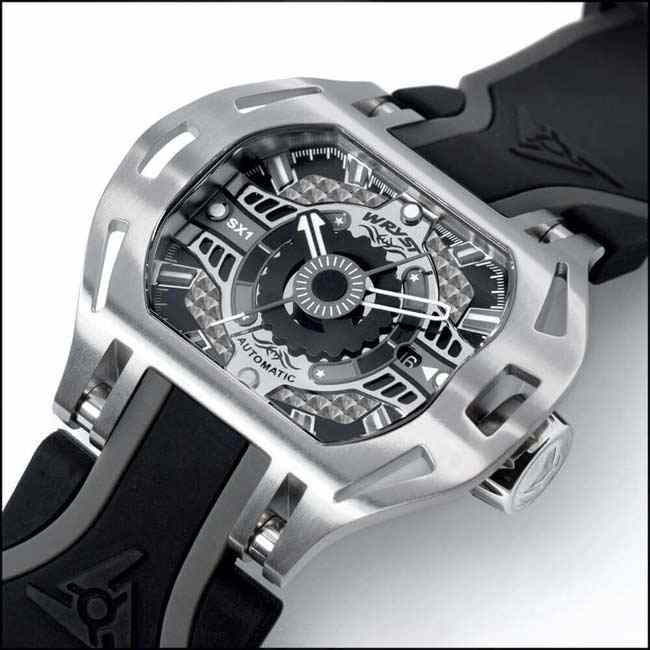 Montre automatique Wryst Racer SX1