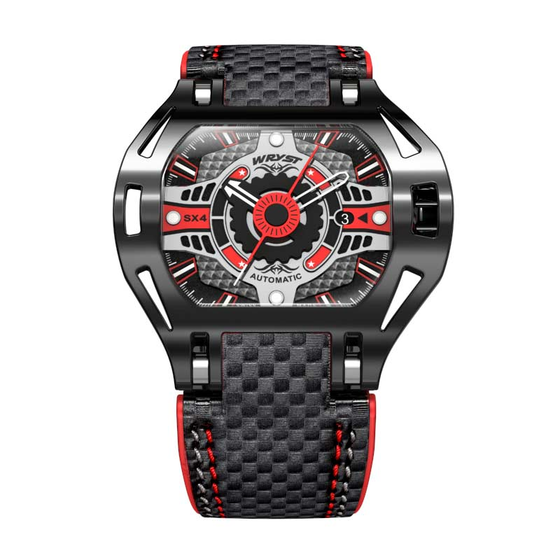 Black Luxury Automatic Best Investment Watches