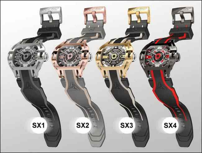 Racer Automatic Watch