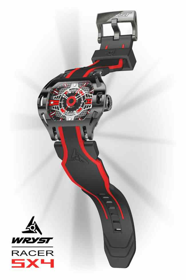 Racing Automatic Watch Wryst SX4