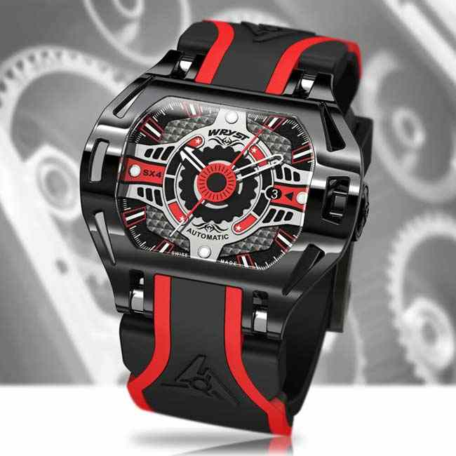 Racing Automatic Watch SX4