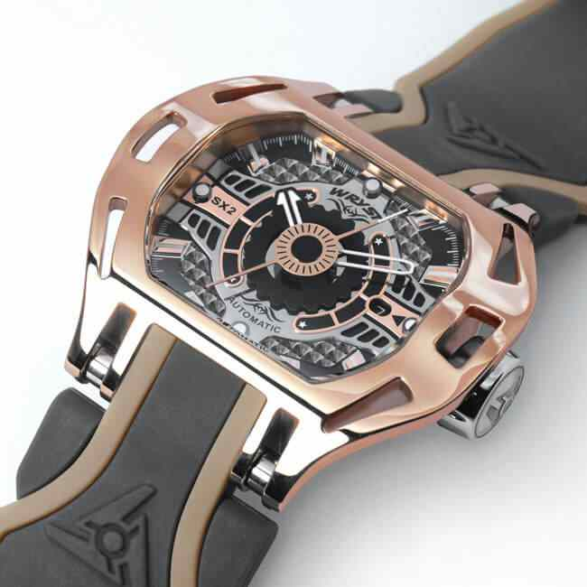 Montre Automatique Or Rose 2018