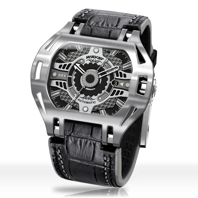 Stainless Steel Watch Wryst SX1 Automatic
