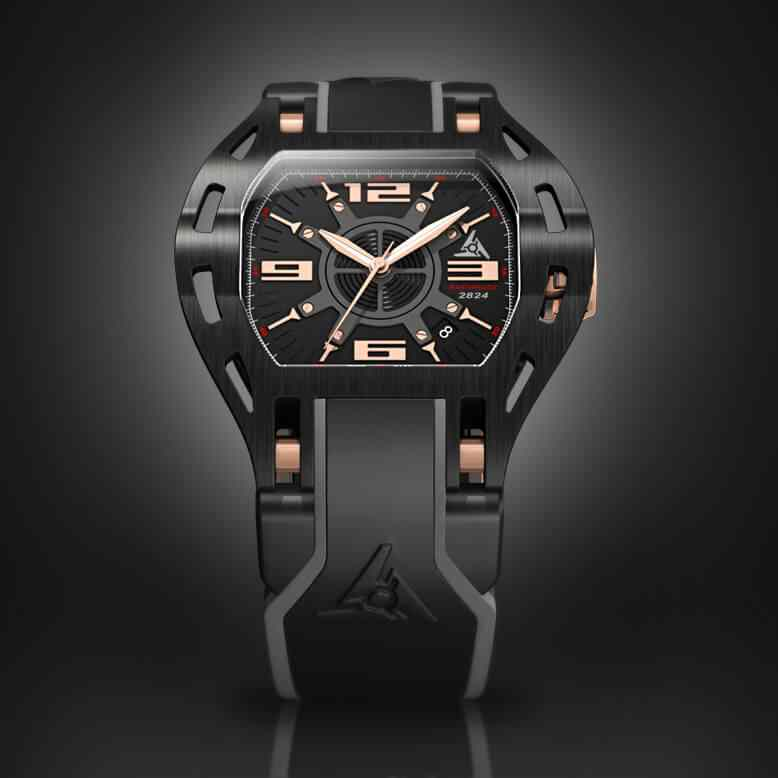 Wryst Automatic Swiss Watch