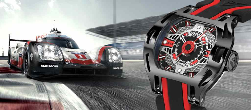 Wryst luxury Racing Wryst Watches