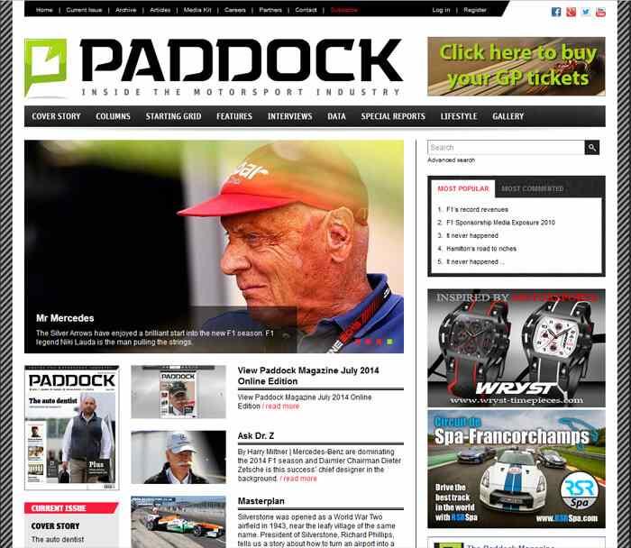 meilleure montre de sport de luxe suisses pour les hommes formula1 Grand Prix de Belgique