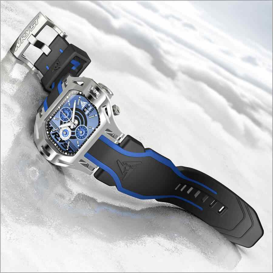 Luxury Swiss Watches with Blue Dial