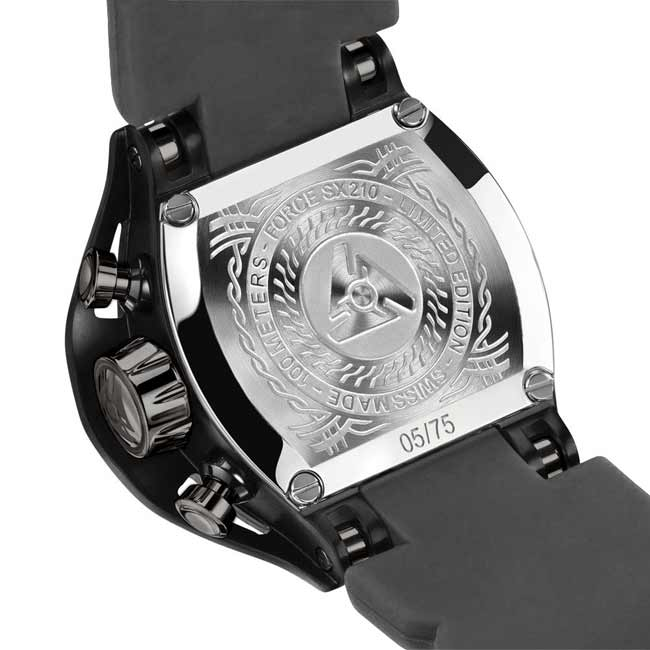 Luxury Swiss Watches Wryst SX210 Limited Edition