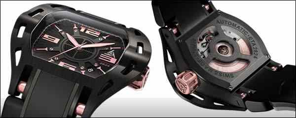 Automatic Swiss Watches Wryst