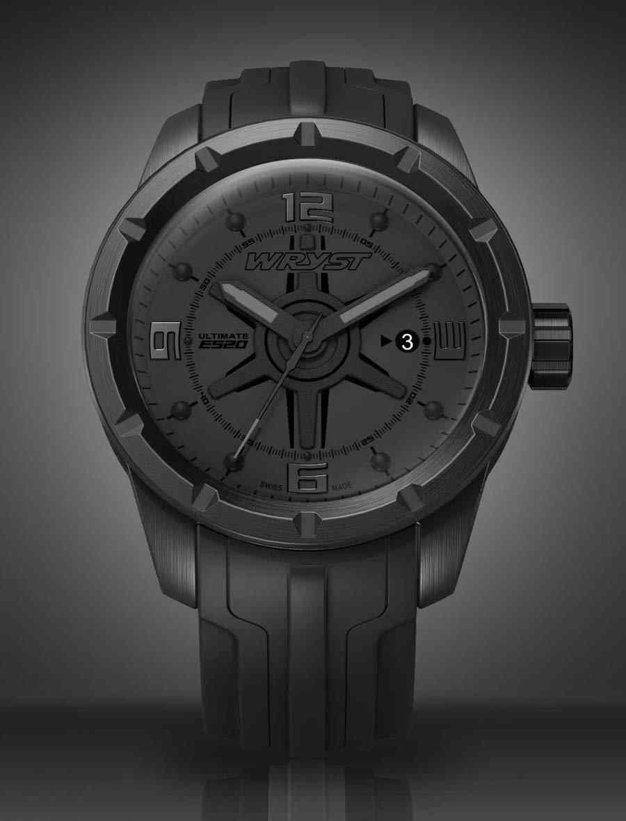 Black Watch Swiss Made for men