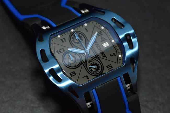 Blau Swiss Watch Prototype